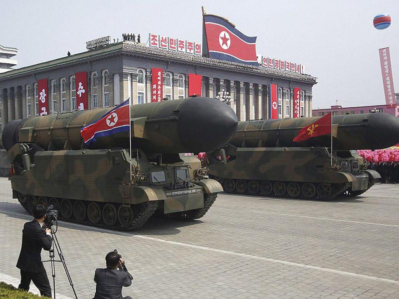 ABŞ Şimali Koreyanı vuracaq? -