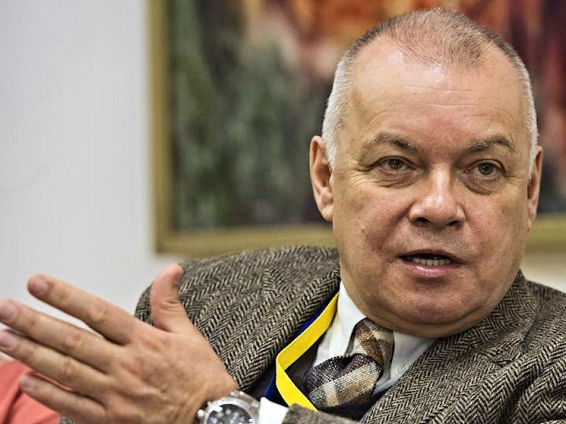 Kiselyov Trampı Kim Çen Indan daha təhlükəli adlandırdı