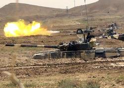 Ordumuzun təlimləri Ermənistanda panika yaratdı