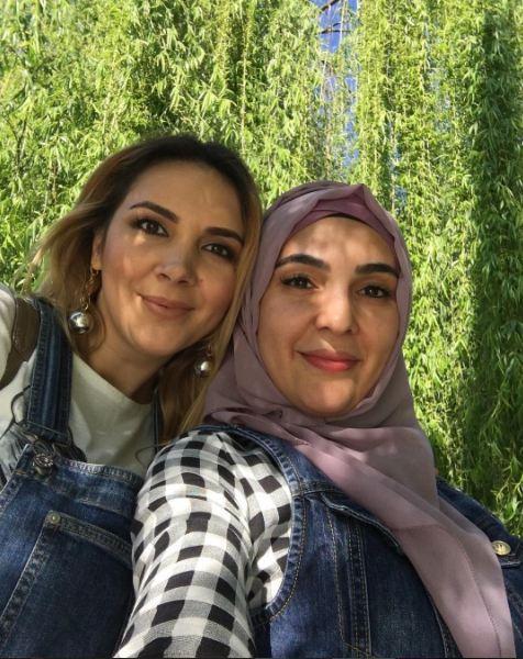 Türkiyəliyə ərə gedən azərbaycanlı model hamilədir - FOTO