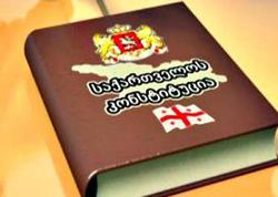 Gürcüstanın Konstitusiyasına dəyişikliklər təsdiqləndi