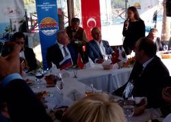 """XİN rəhbəri: """"Azərbaycan-Türkiyə-Rusiya formatı çərçivəsində əməkdaşlıq regionda sabitliyi möhkəmləndirəcək"""""""