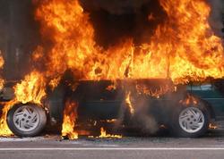Gürcüstanda erməni deputatın avtomobilləri yandırıldı