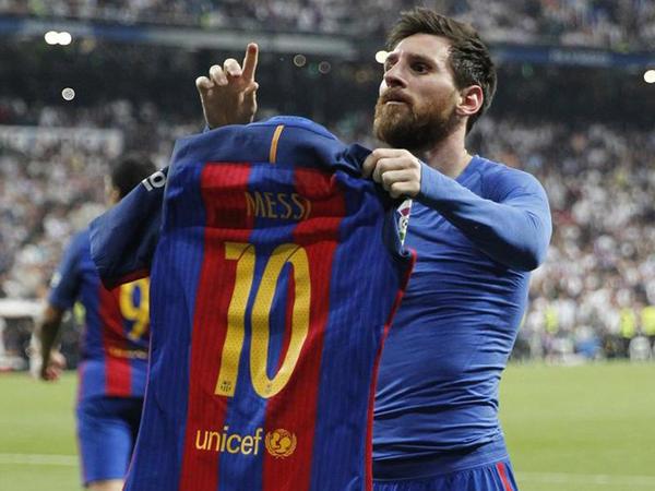 """""""Bu adı yadda saxlayın"""" - Messi - FOTO"""