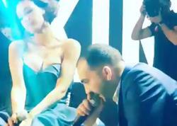 """İlkinin toyunda Röya və """"Şirin"""" duet oxudular - VİDEO"""