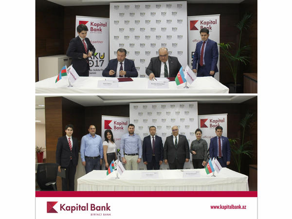 Kapital Bank İslam Həmrəyliyi Oyunlarının rəsmi tərəfdaşı oldu