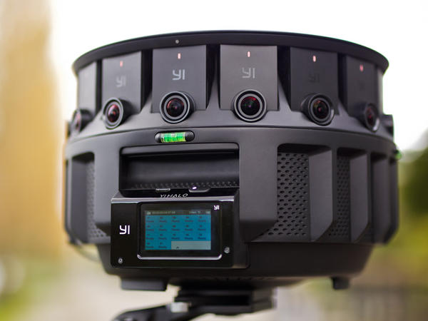 İnnovativ virtual reallıq kamerası göstərildi - VİDEO