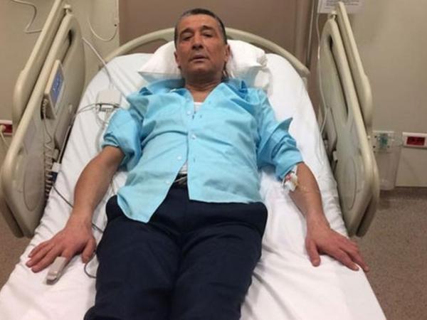 Məşhur aparıcı canlı yayımda infarkt keçirdi - VİDEO