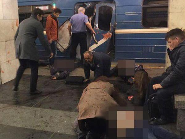"""Peterburq metrosundakı partlayış: """"İmam Şamilin batalyonu"""" etiraf etdi"""