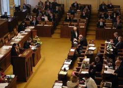 """Çexiya parlamenti uydurma """"erməni soyqırımı""""nı tanıdı"""