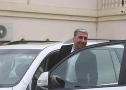 Rafael İsgəndərovun bahalı avtomobili - FOTO