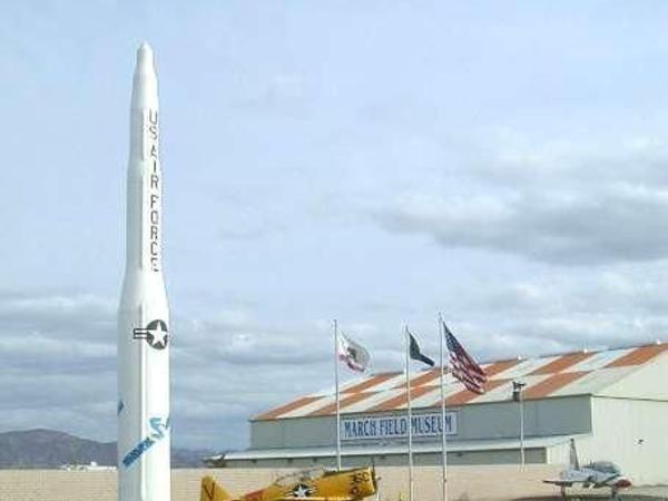 ABŞ qitələrarası ballistik raketi sınaqdan keçirəcək