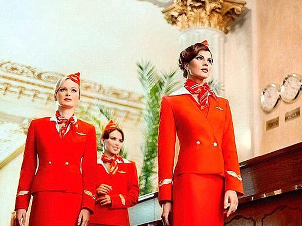 """""""Aeroflot""""da ancaq arıq qadınlar işləyə bilər? - FOTO"""