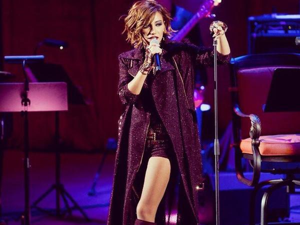 Röya Naxçvanda konsert verəcək