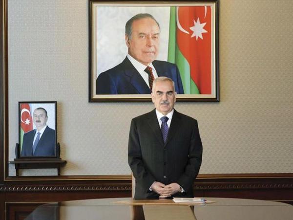 Vasif Talıbov nazir müavinini işdən çıxarıldı
