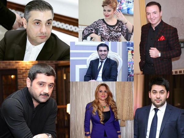 Bu il azərbaycanlı müğənnilərin toy qiyməti - SİYAHI