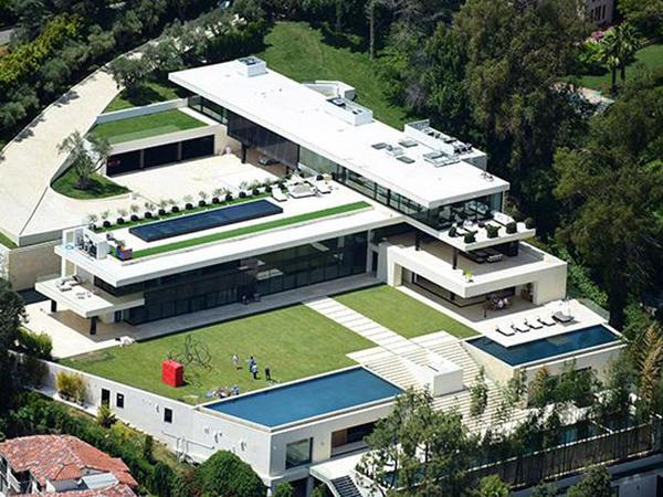 Bu evə 120 milyon dollar verdilər - FOTO