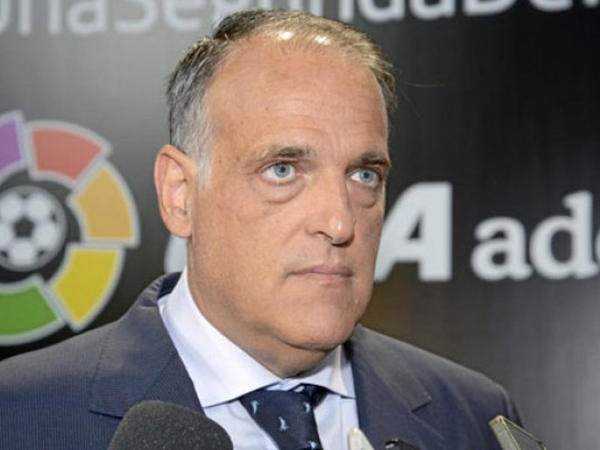 """İspaniya Futbol Liqasının prezidenti: """"Messinin 3-cü qolu əhvalımı lap korladı"""""""