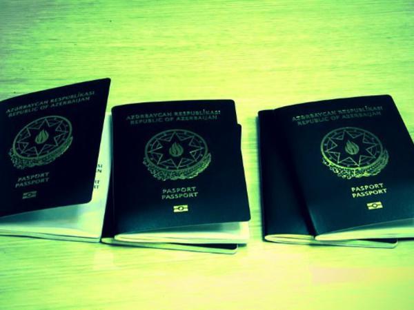 Pasportlarda yenilik ediləcək - VİDEO