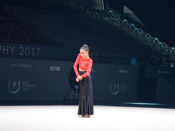 Bədii gimnastika üzrə Dünya Kuboku başa çatdı - FOTO