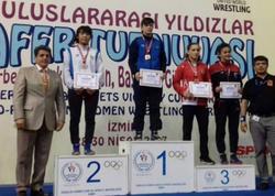 Güləşçilərdən 5 medal