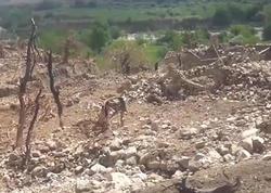 """İŞİD """"Bombaların anası"""" ilə belə vuruldu - VİDEO - FOTO"""