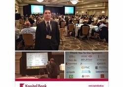 Kapital Bank Amerika Banklar Assosiasiyasının illik yığıncağında iştirak edib