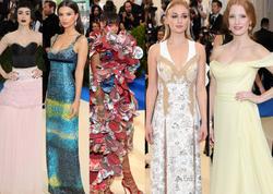 Ən məşhur moda şousunun qonaqları - FOTO