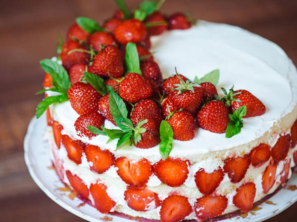 """Meyvəli tort belə bişirilir - <span class=""""color_red"""">RESEPT</span>"""