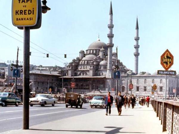 70-ci illərin İstanbulu FOTOLARDA