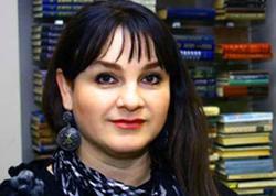 """Məlahət Abbasova """"İçəridə""""nin aktyoru ilə - FOTO"""