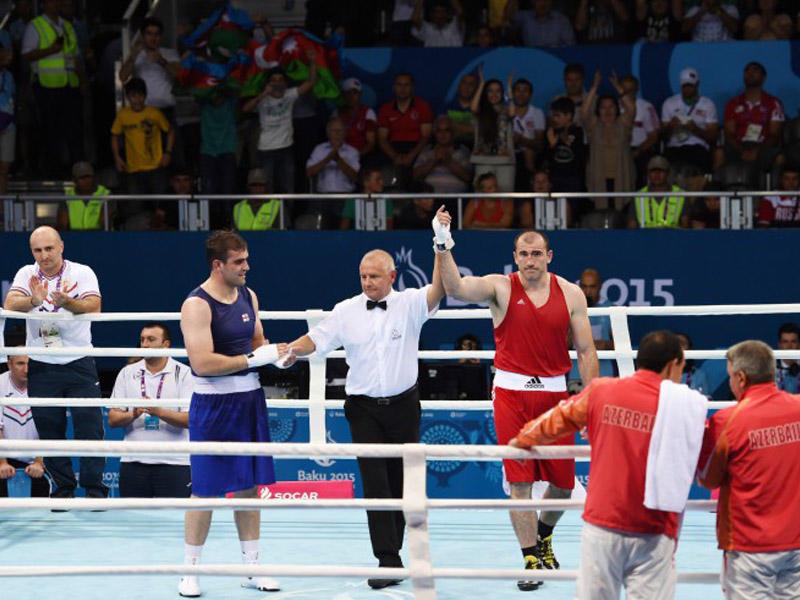 Bakı-2017: Azərbaycan ilk medalını təmin etdi