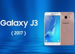 Yeni Samsung Galaxy J3 göstərildi