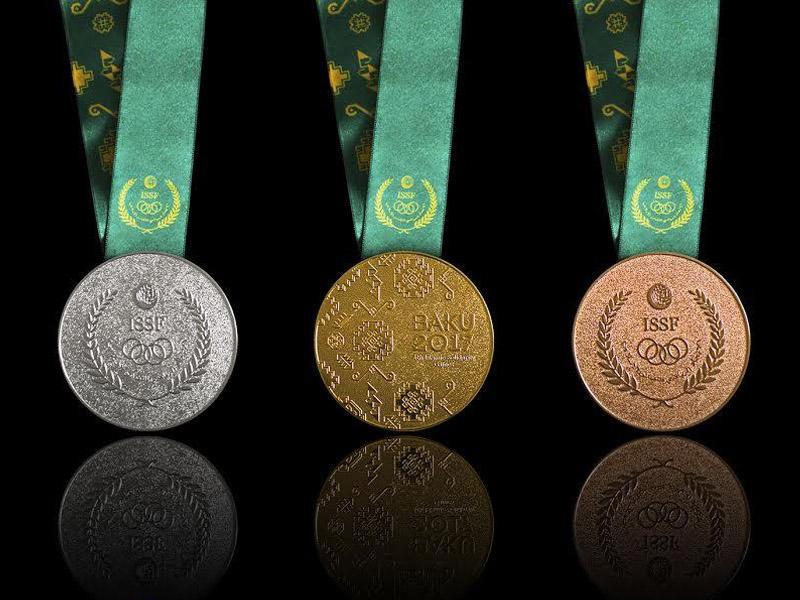 İslam Oyunlarında 40-cı qızıl medalı qazandıq