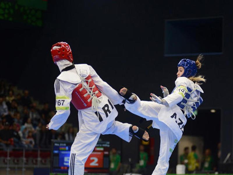 İslamiadada 45-ci qızıl medalı Patimat əldə etdi