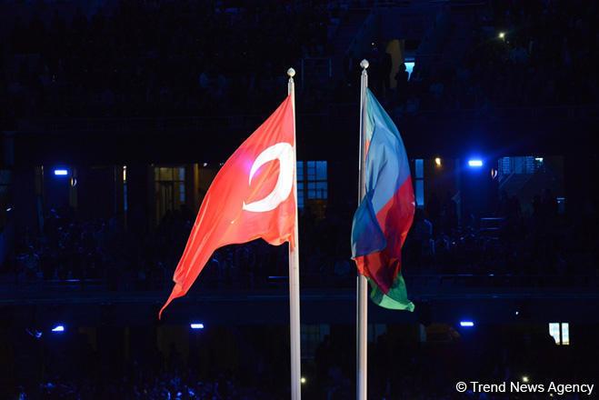 İslam Oyunlarının estafeti Türkiyəyə verildi
