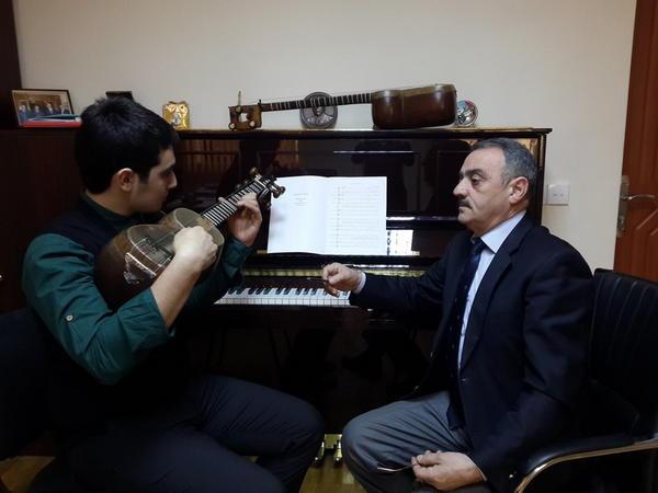 """""""Həmin gənclərə sözüm odur ki..."""" - FOTO"""