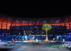 Bakı-2017 IV İslam Həmrəyliyi Oyunlarının bağlanış mərasimi keçirilib - VİDEO - FOTO