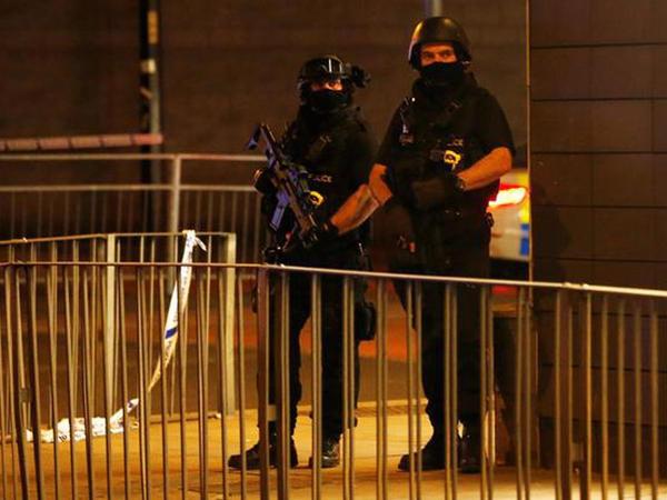 Mançesterdəki terrora görə daha üç nəfər həbs edildi