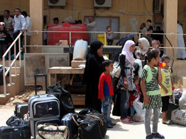 Türkiyə suriyalılara bütün ölkələrdən daha çox yardım edib
