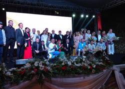 Azərbaycan aktyorları Alanya film festivalında - FOTO