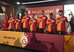 """""""Qalatasaray""""ın yeni forması - FOTO"""