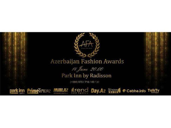 Azerbaijan Fashion Awards mükafatladırılma mərasimi keçiriləcək