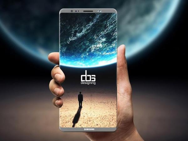 Samsung Galaxy Note 8-in fotoları yayıldı