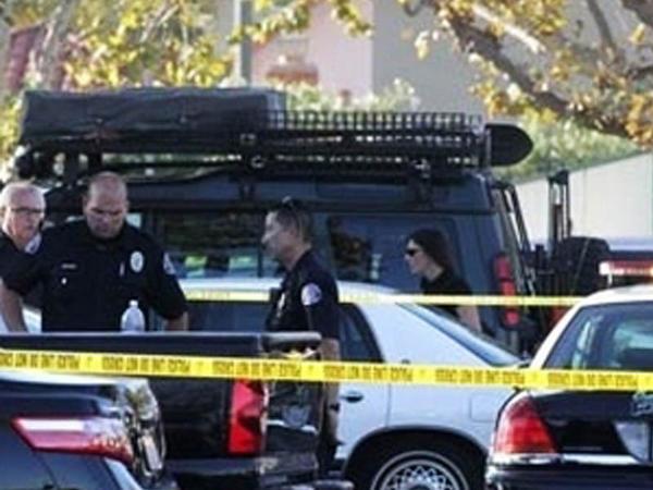 ABŞ-da naməlum şəxs üç nəfəri yaralayıb