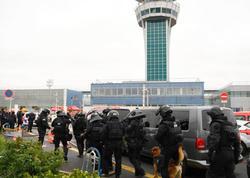 TƏCİLİ: Parisdə hava limanı boşaldılır - FOTO