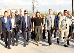 Türkiyədə Qarabağ parkı açıldı - FOTO