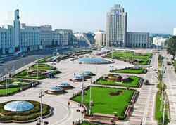 Belarusda Azərbaycan ticarət evi açılıb