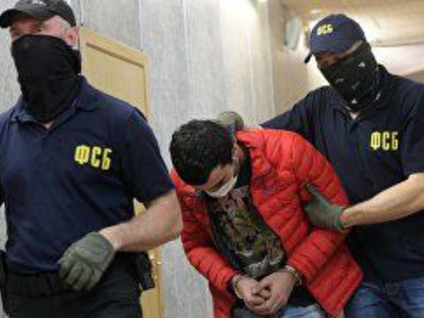 Moskvada terror aktı hazırlamaqda şübhəli bilinən 4 şəxs həbs edilib