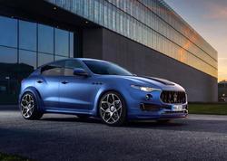 Maserati Levante təkmilləşdi - FOTO